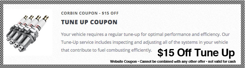 Tune Up Coupon